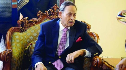 Ershad to fly to Singapore for treatment Sunday