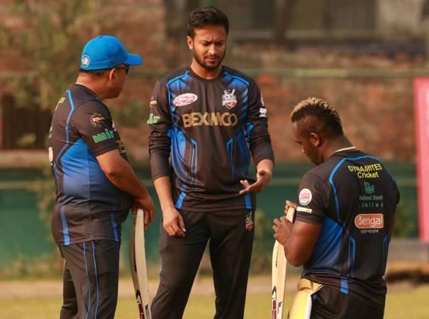 2nd phase Dhaka-leg matches of BPL begins Monday