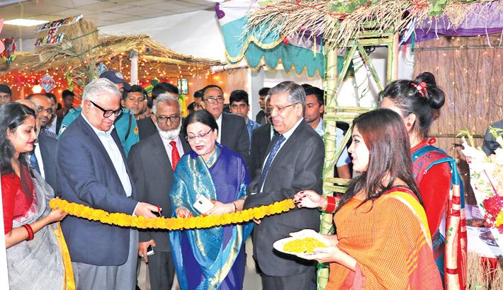 Pitha Uthsob held at WUB