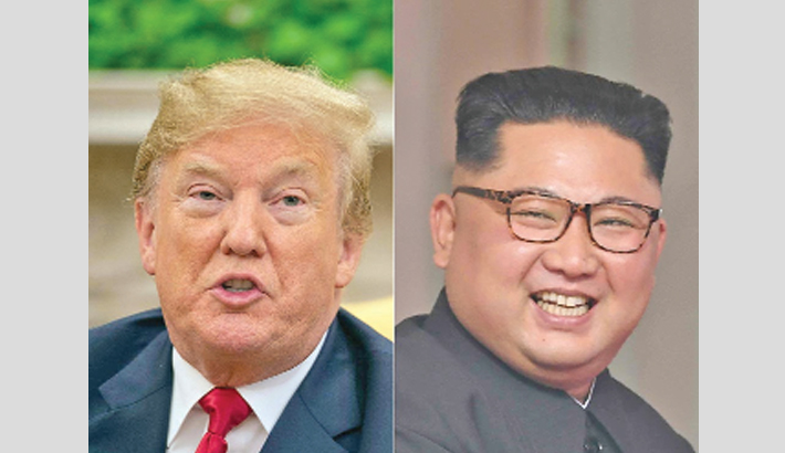 Trump, Kim to meet anew  end of February
