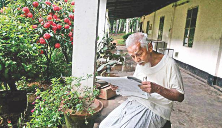 Elderly persons need more care