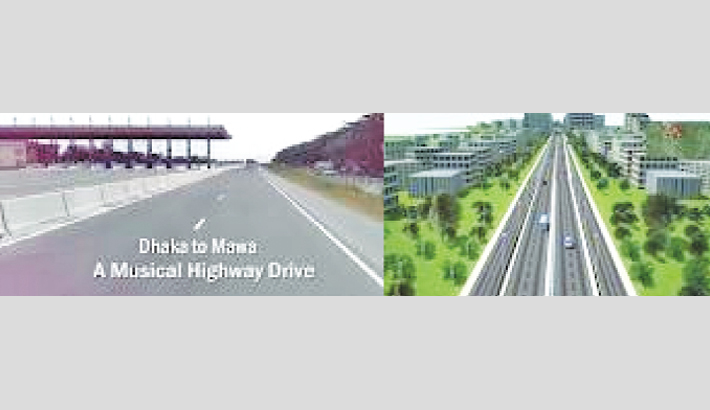 Dhaka-Mawa road: Milestone in communication sector
