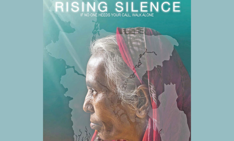 Special screening of 'Rising Silence' at BSA