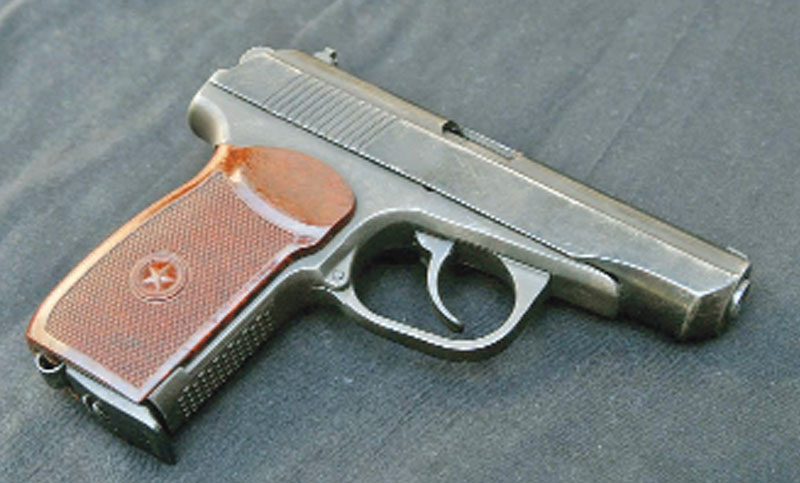 Russia to replace legendary Makarov with new pistol