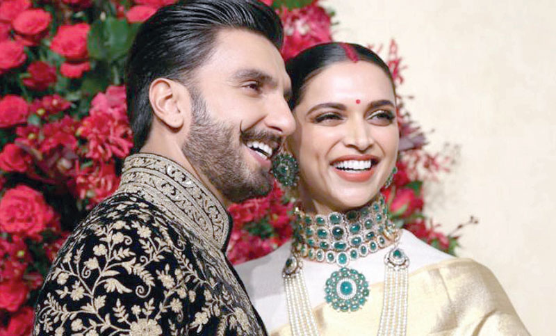 Ranveer reveals reason why he moved into Deepika's home after wedding