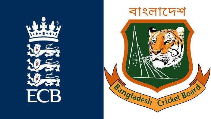 England U-19 Team in Cox's Bazar for Bangladesh series