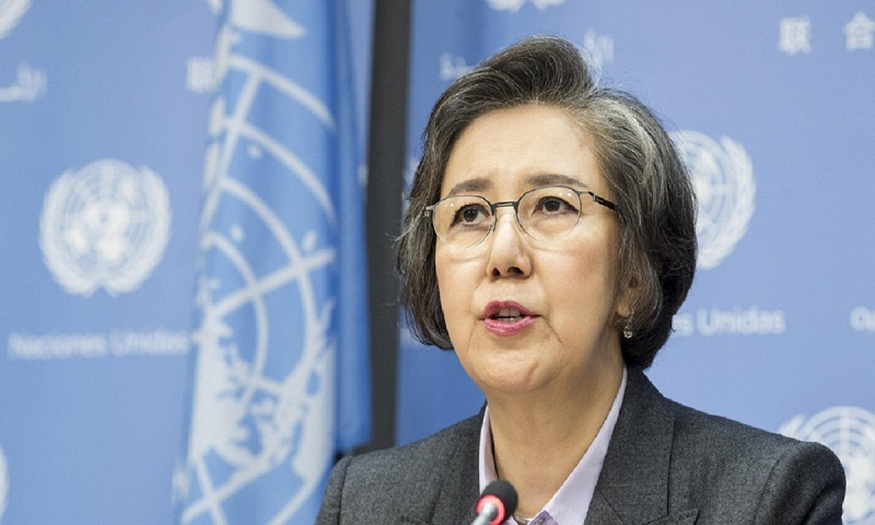 UN HR expert Lee in city to discuss Rohingya issues
