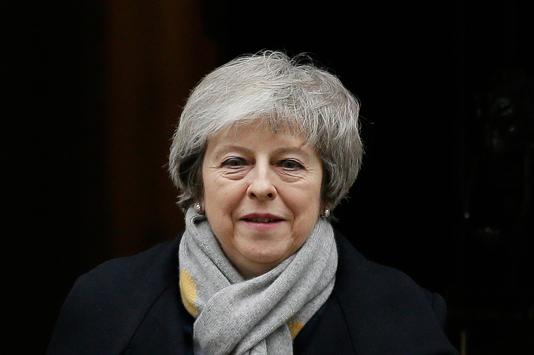 British Prime Minister turns to Brexit 'Plan B'