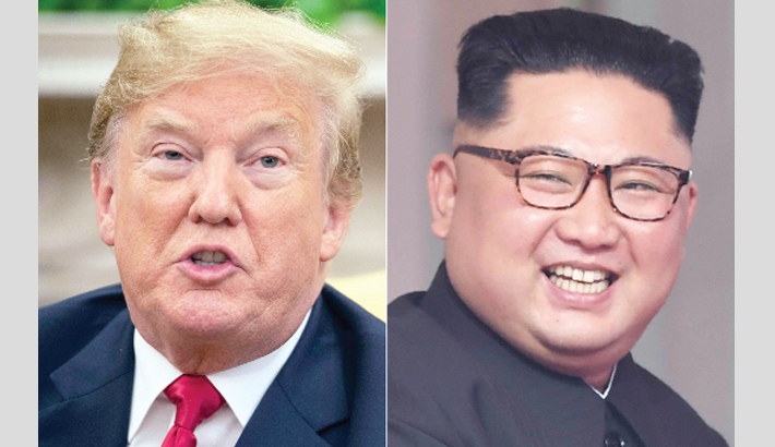 Location of next summit with Kim chosen: Trump