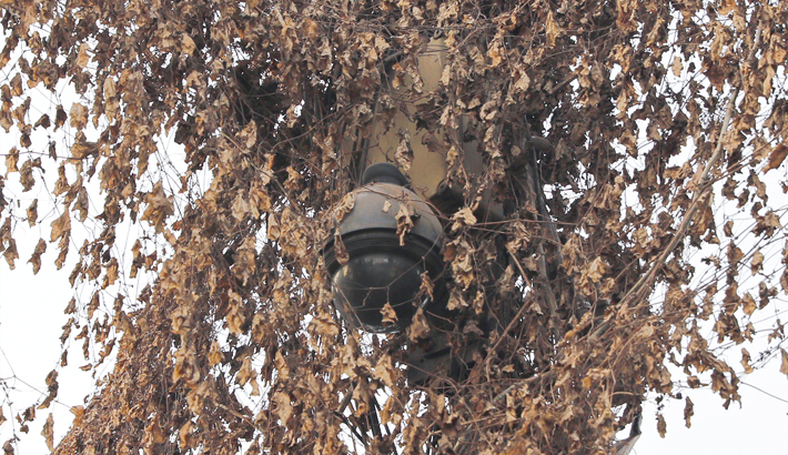 CCTV camera installed by law enforcers at Farmgate