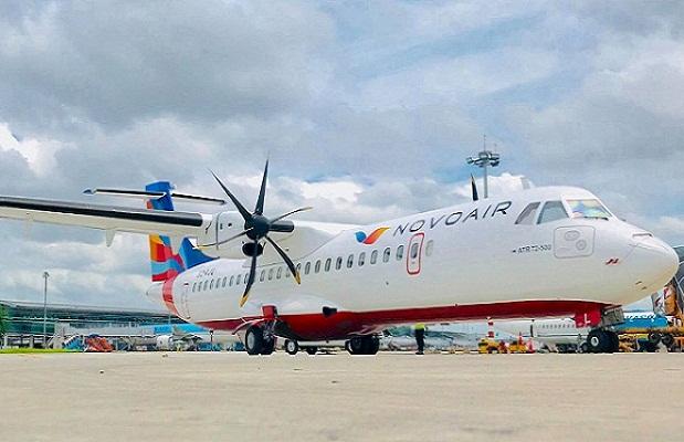 Novoair listed as world's safe airline