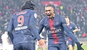 PSG claim record 9-0 home win