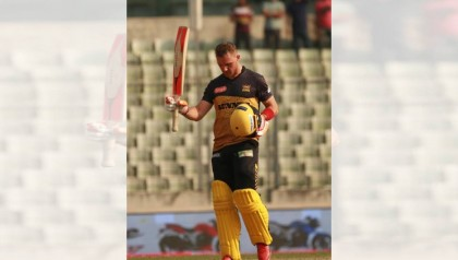 Rajshahi Kings beat Comilla Victorians by 38 runs