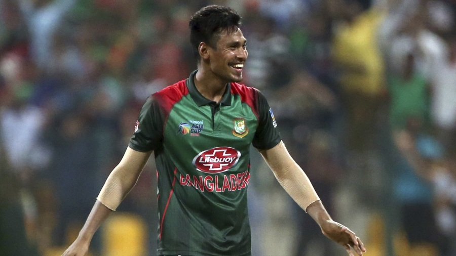 Mustafizur in ICC ODI team of the year