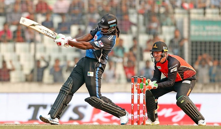 Rangpur Riders beat Khulna Titans by 6 wickets