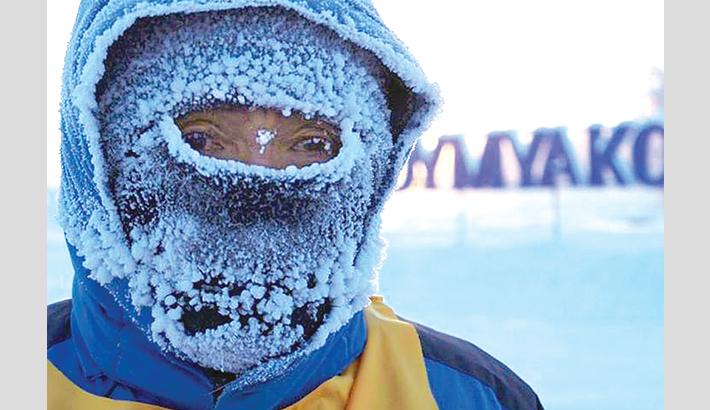 World's coldest race