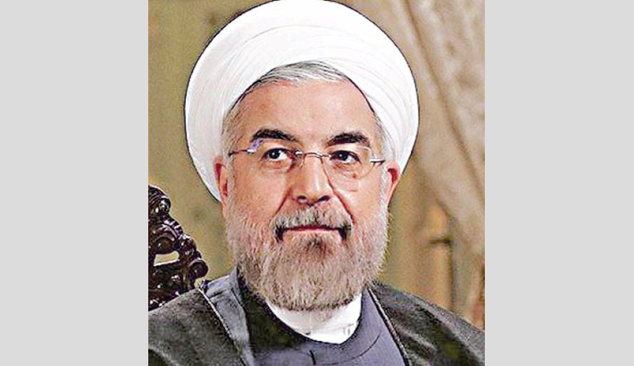 Resisting new tech 'outdated approach', says Rouhani