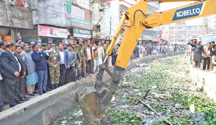 Canal grabbers won't be spared: Khokon