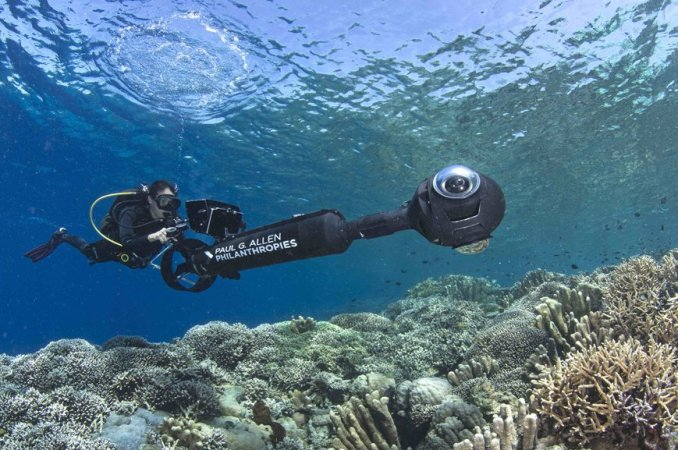 Australian scientists evaluate health of world's biggest coral reef