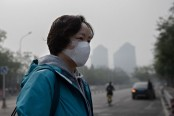 In China, unhappiness tracks poor air quality