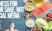 Fitness for your sake, not social media