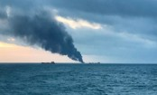 Death toll in ship fire near Kerch Strait rises to 14