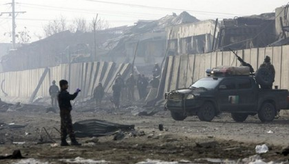 Taliban attack kills 126 security personnel in Afghanistan