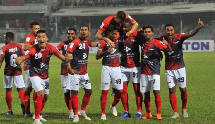 BPL Football: Bashundhara Kings, Muktijoddha win their 2nd phase openers
