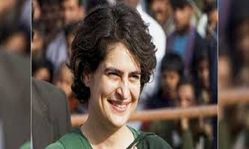 Sonia Gandhi's daughter Priyanka Gandhi formally enters politics in India