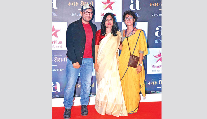 Aamir 's Rubaru Roshni gets thumbs up from Bollywood celebs