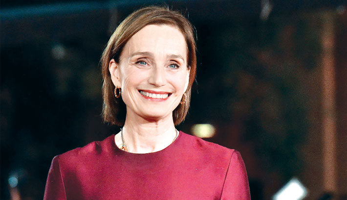 Kristin to be president of France's Cesar Awards