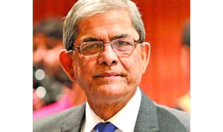 Mirza Fakhrul calls for mass-movement from Bogura