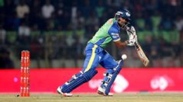 Khulna Titans set 171 runs target for  Sylhet Sixers