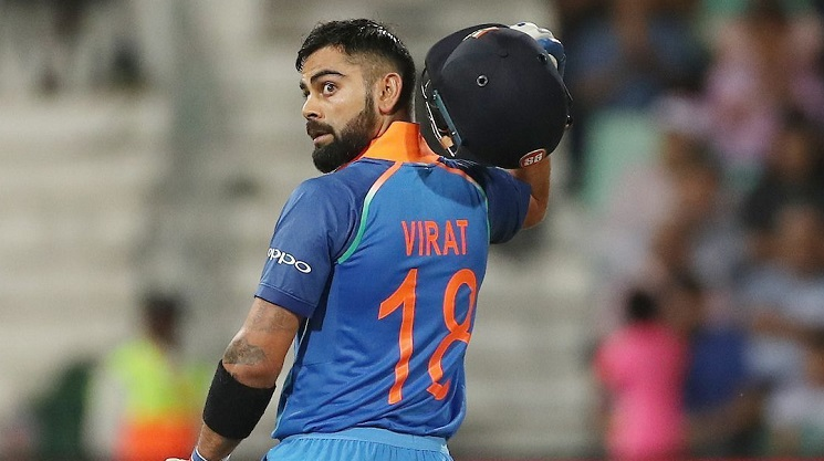 India rest Kohli for last two New Zealand ODIs
