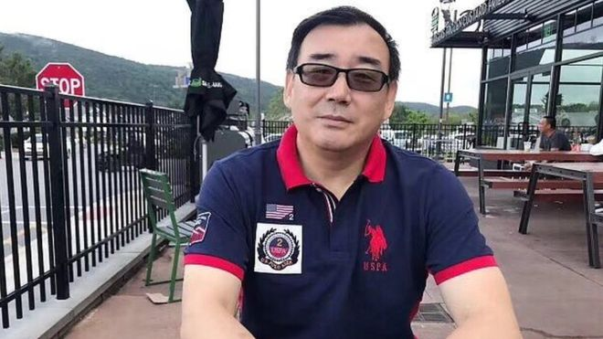 Australian writer 'missing' in China
