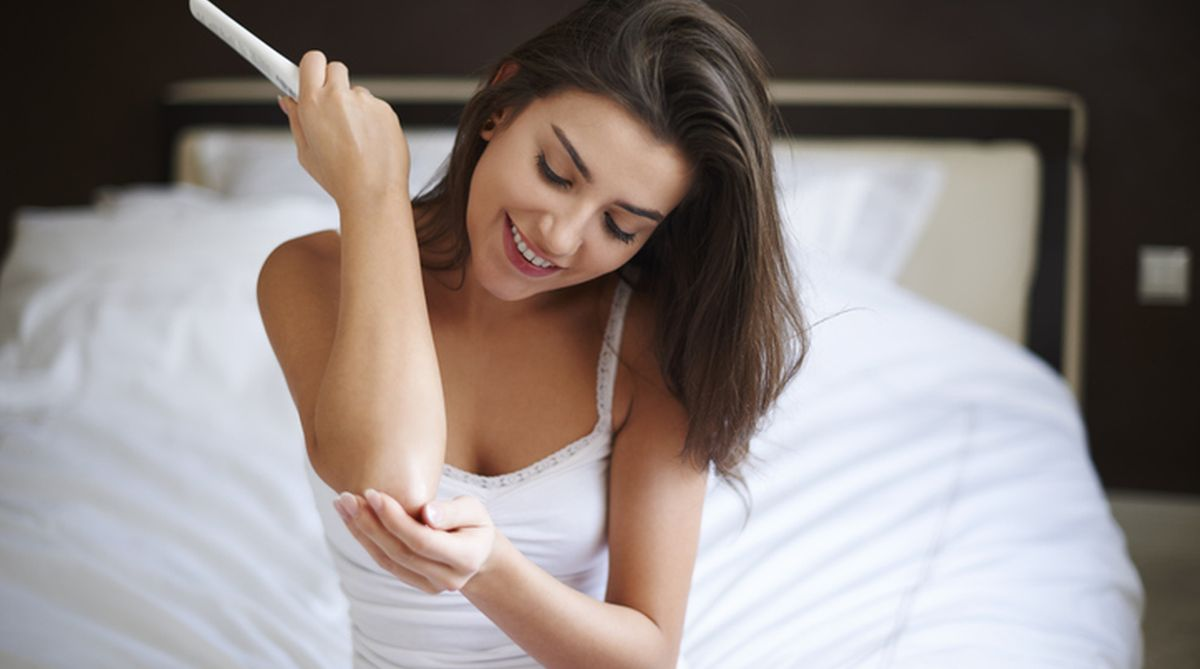 How to get rid of dark elbows and knees