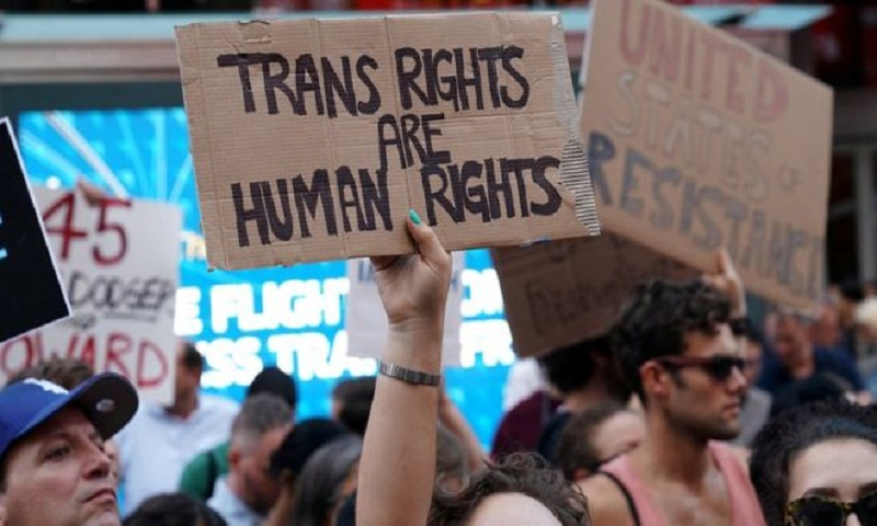 US Supreme Court allows Trump military transgender ban