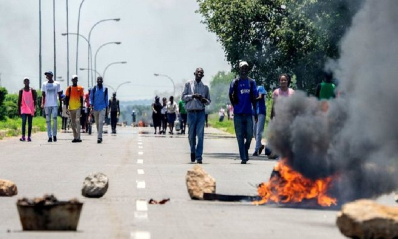 Zimbabwe troops accused of 'systematic torture' of protesters