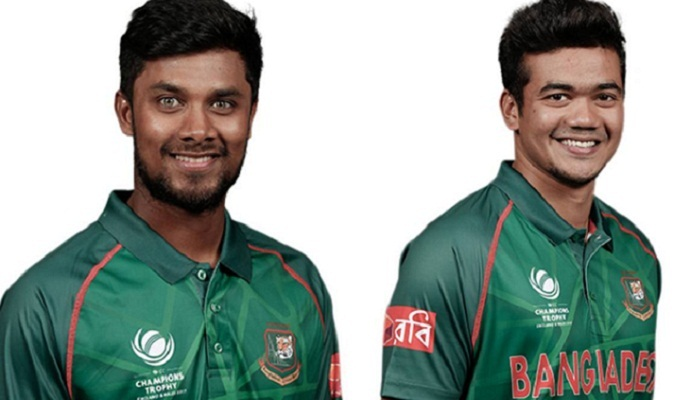 Taskin, Sabbir recalled to Bangladesh squad for New Zealand tour