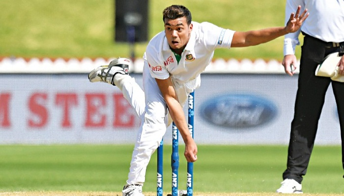 Taskin included in Test squad for New Zealand series
