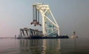 7th Padma bridge span to be installed today