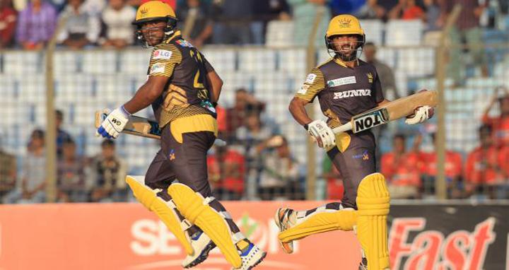 Chittagong Vikings win toss, send Rajshahi Kings to bat first