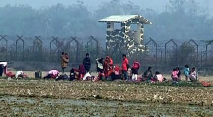 India-takes-back-31-Rohingyas-from-Bangladesh-borders