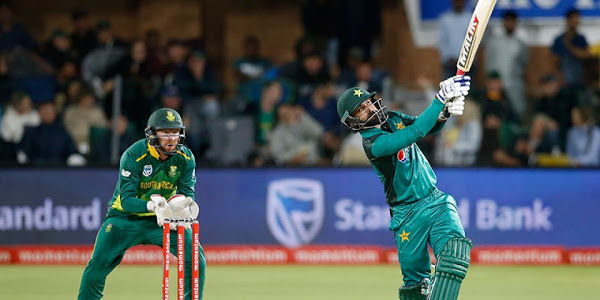 Tailender Hasan Ali help Pakistan post respectable total