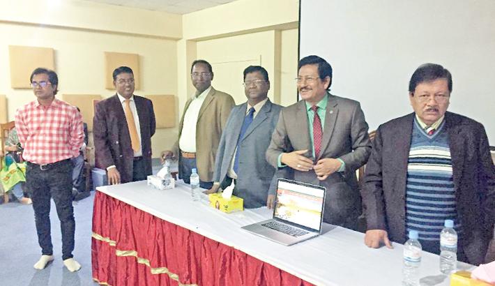 Launches a new website (www.jkkniu.edu.bd/new-website)
