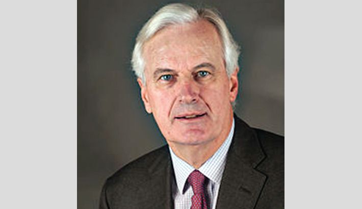 UK must pay EU bill even in 'no deal': Barnier