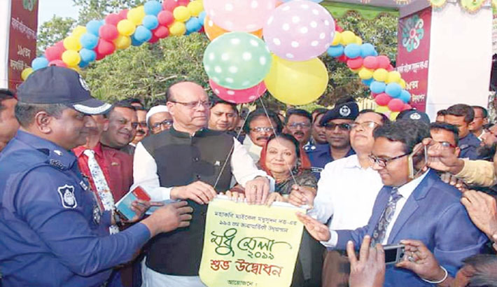 'Madhu Mela' underway in Jashore