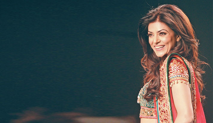 Enjoy live interactions with my audience: Sushmita