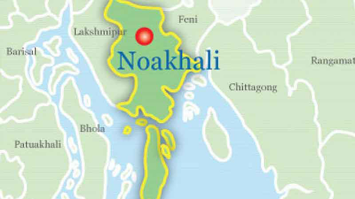 Man killed in Noakhali road crash