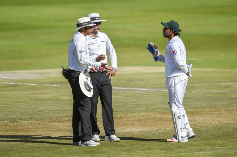 Pakistan captain under scrutiny for 'black man' comment